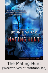 bonnie vanak's the mating hunt