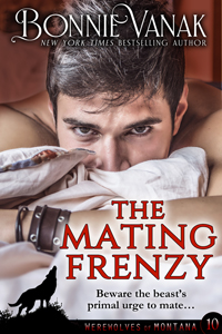 bonnie vanak's the mating frenzy