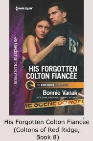 bonnie vanak's Coltons of Red Ridge, Book 8