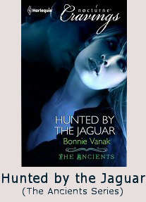 bonnie vanak's hunted by the jaguar