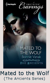 bonnie vanak's mated to the wolf