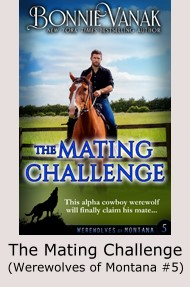 bonnie vanak's the mating challenge