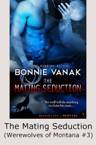 bonnie vanak's the mating seduction