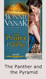 the panther and the pyramid