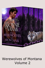 werewolves of montana boxed set 1